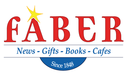 Faber – News – Gifts – Books – Cafes